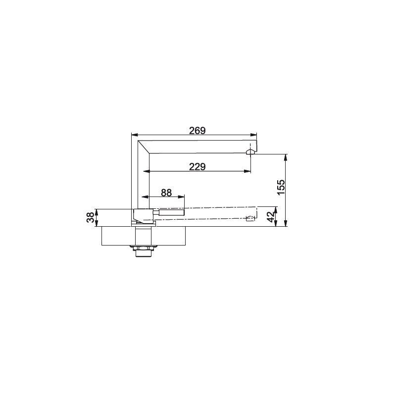 franke k chenarmatur active window festauslauf 295 00. Black Bedroom Furniture Sets. Home Design Ideas