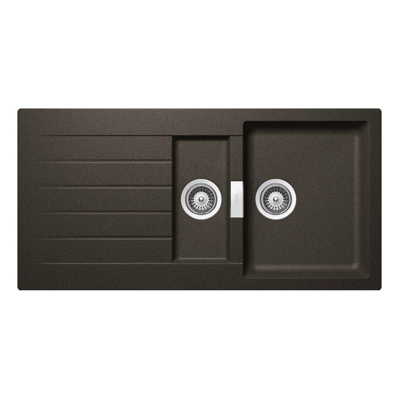 schock einbausp le cristadur signus d 150 a s 309 00. Black Bedroom Furniture Sets. Home Design Ideas