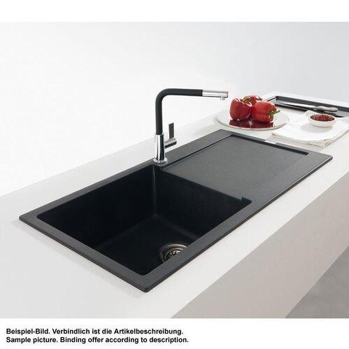 franke einbausp le maris mrg 611 100 xl fragranit. Black Bedroom Furniture Sets. Home Design Ideas