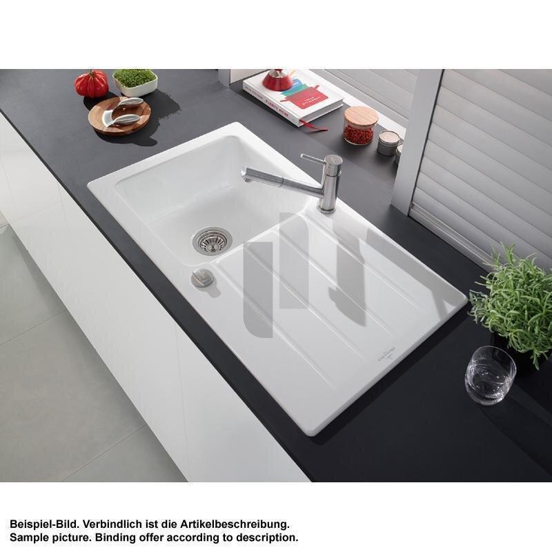 villeroy boch einbausp le architectura 50. Black Bedroom Furniture Sets. Home Design Ideas