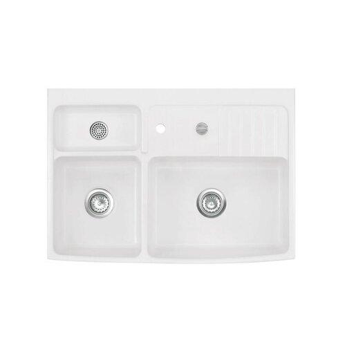 Sehr Keramikspülen - Spülbecken aus Keramik bei Spülenprofi.de bestellen CB18