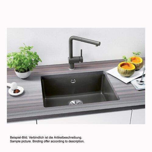 blanco unterbausp le subline 500 u keramik puraplus infino. Black Bedroom Furniture Sets. Home Design Ideas