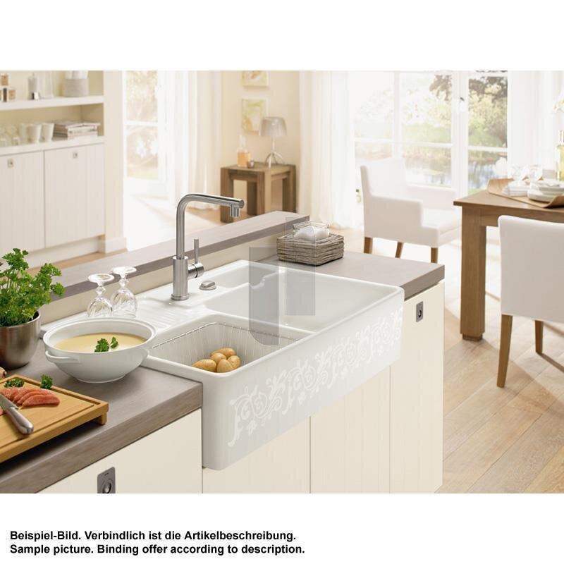 villeroy boch sp lmodul sp lstein doppelbecken. Black Bedroom Furniture Sets. Home Design Ideas