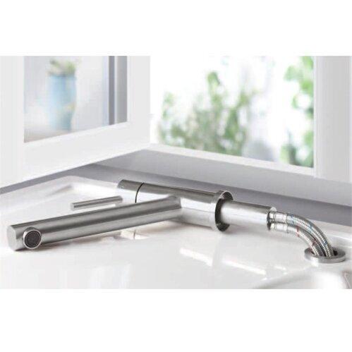 & Boch Küchenarmatur Como Shower Window Vor-Fenster-Armatur