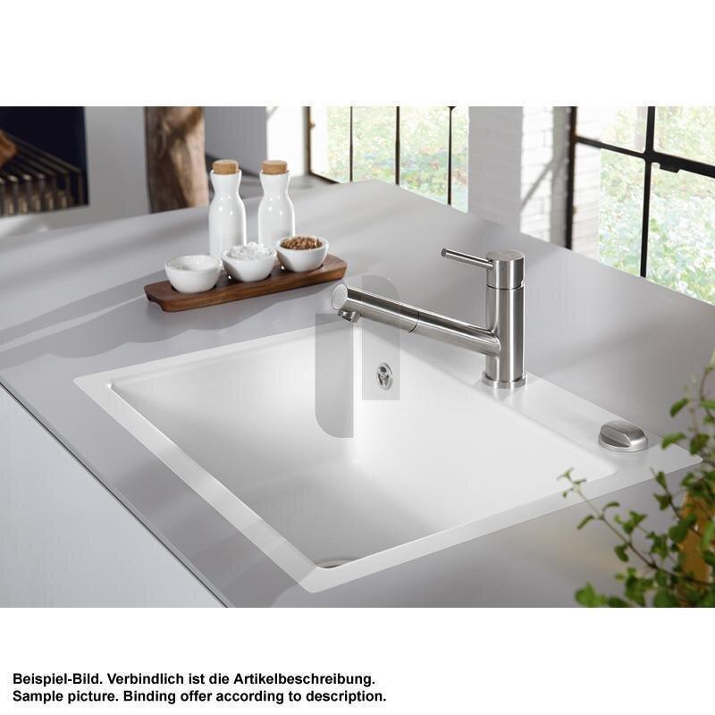 villeroy boch einbausp le subway 60 s flat fl chenb u. Black Bedroom Furniture Sets. Home Design Ideas