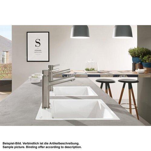 villeroy boch einbausp le subway 50 s flat fl chenb ndig. Black Bedroom Furniture Sets. Home Design Ideas